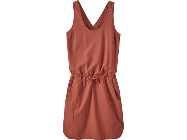 Patagonia Fleetwith Robe Femme, spanish red